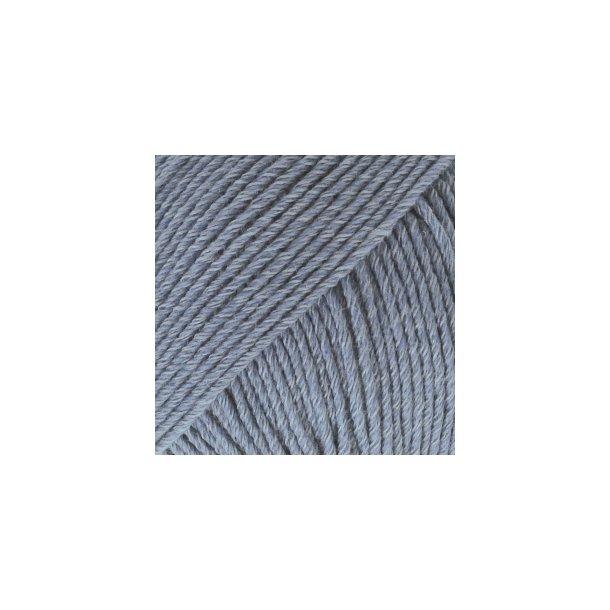 Drops Cotton Merino 16 Jeansblå