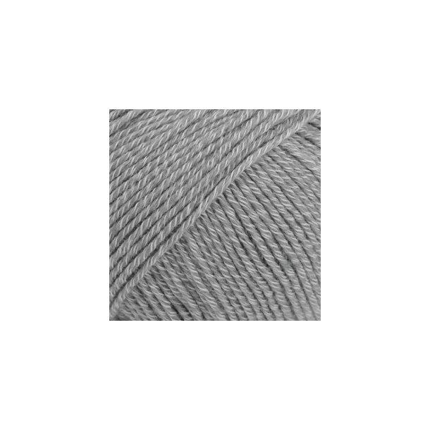 Drops Cotton Merino 18 Mellemgrå