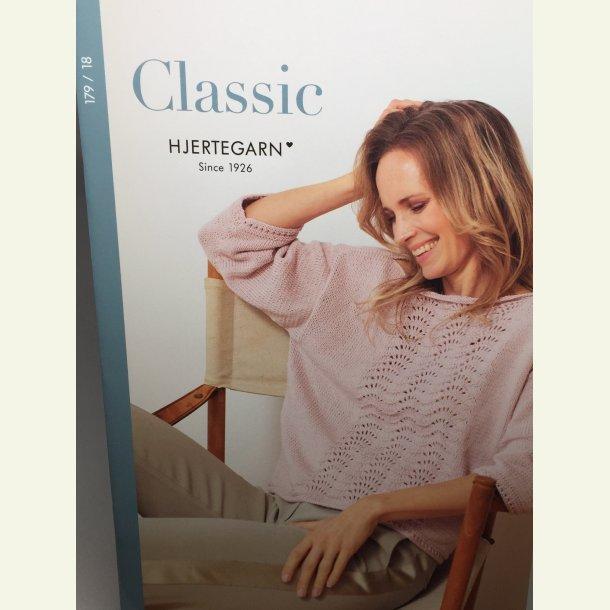 Classic. Katalog nr. 179/18 fra Hjertegarn.