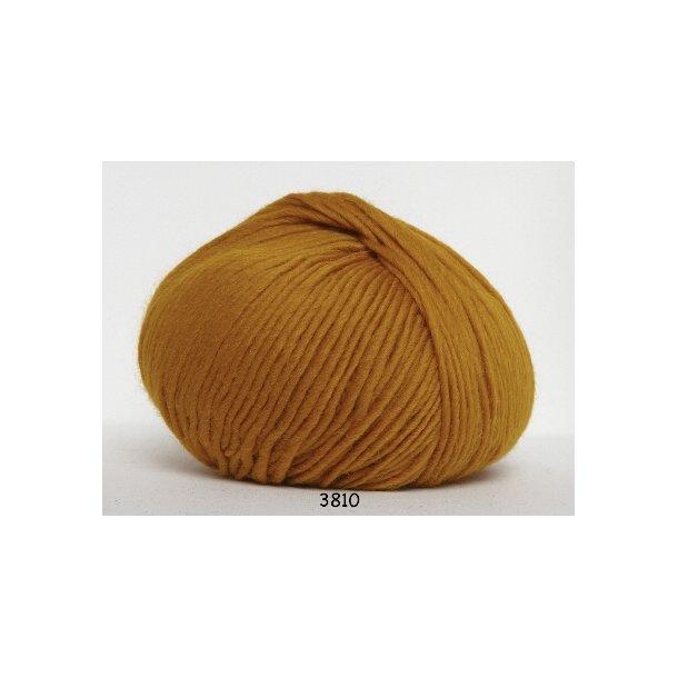 Hjertegarn - Incawool 3810 Gul