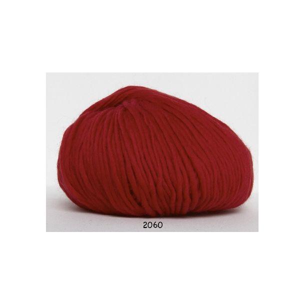 Hjertegarn - Incawool 2060 Rød