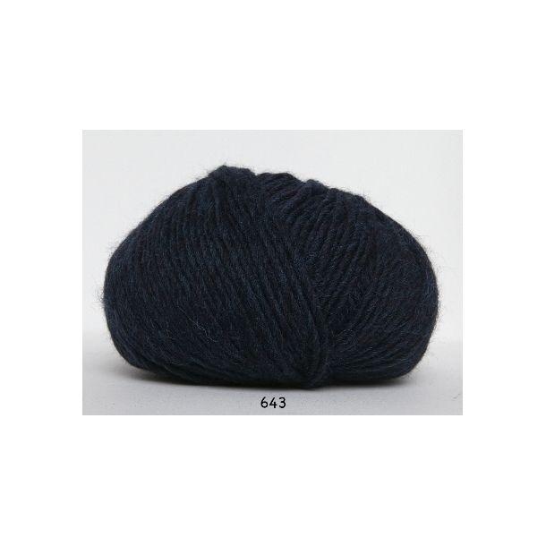 Hjertegarn - Incawool 0643 Petrol/turkis