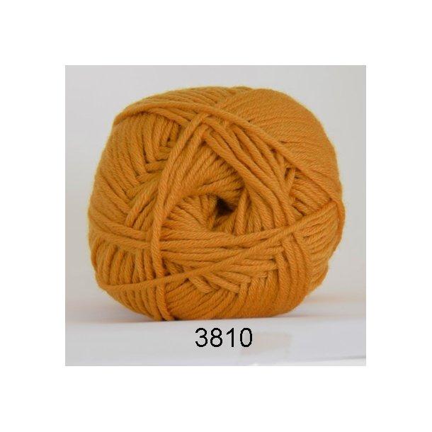 Hjertegarn - Merino Cotton 3810 Karry