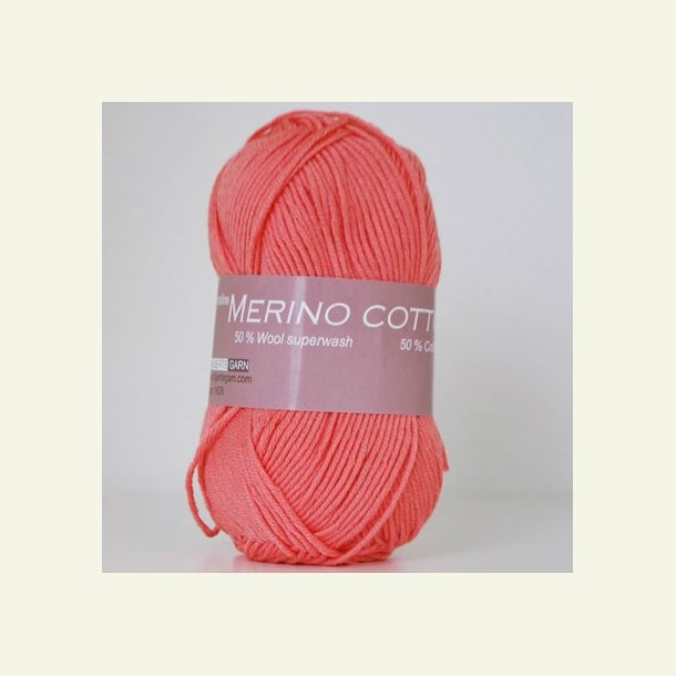 Hjertegarn - Merino Cotton