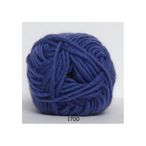Hjertegarn - Naturuld 1700 Lavendelblå