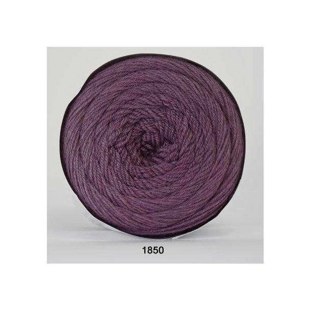 Hjertegarn - Stretch strømpegarn 1850-Gammelrosa