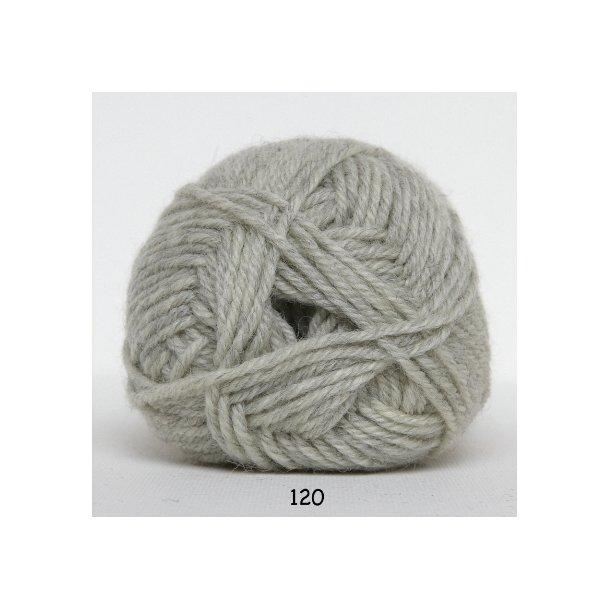 Hjertegarn - Vital Superwash 120 Lys grå