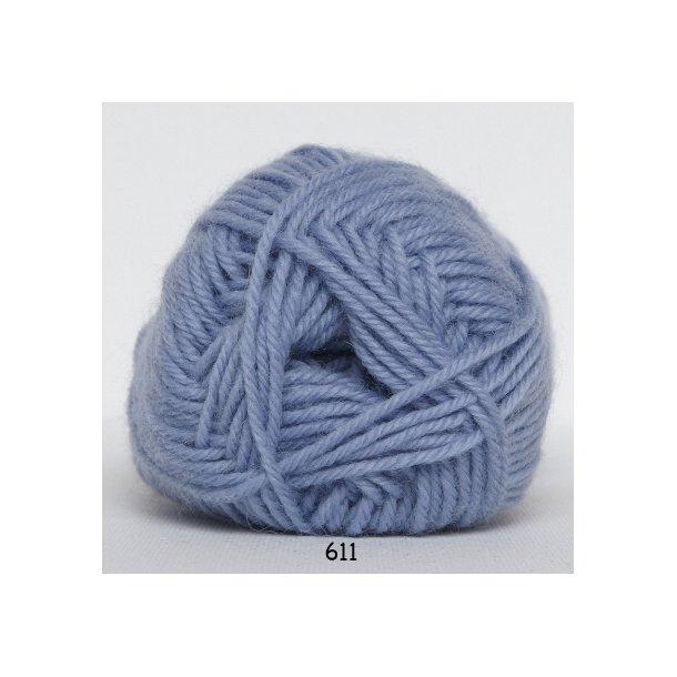 Hjertegarn - Vital Superwash 611 Lys blå