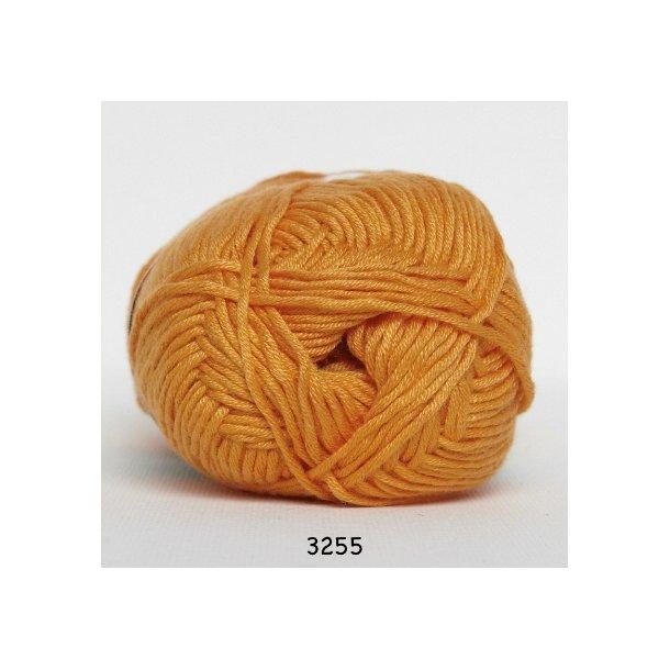 Hjertegarn - Blend bamboo 3255 Orange