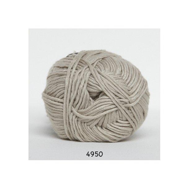 Hjertegarn - Blend bamboo 4950 Beige