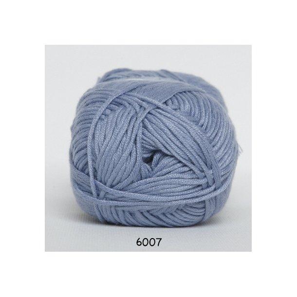 Hjertegarn - Blend bamboo 6007 Lys blå