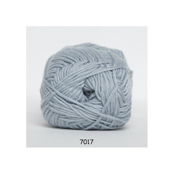 Hjertegarn - Blend bamboo 7017 Isblå