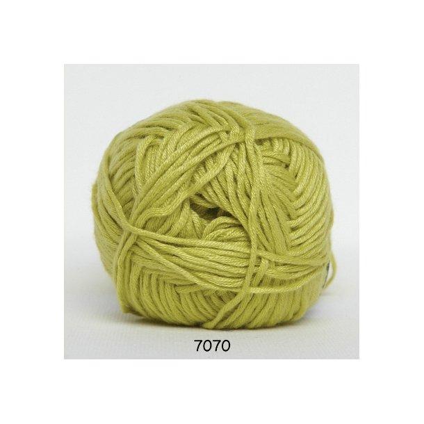 Hjertegarn - Blend bamboo 7070 Lime