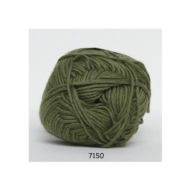 Hjertegarn - Blend bamboo 7150 Grøn