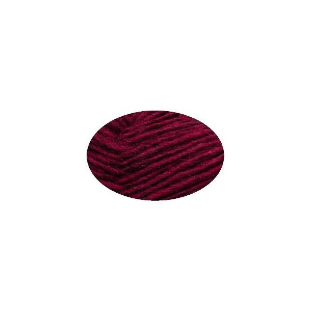 Alafoss Lopi fra Istex 1242 Oxblood red