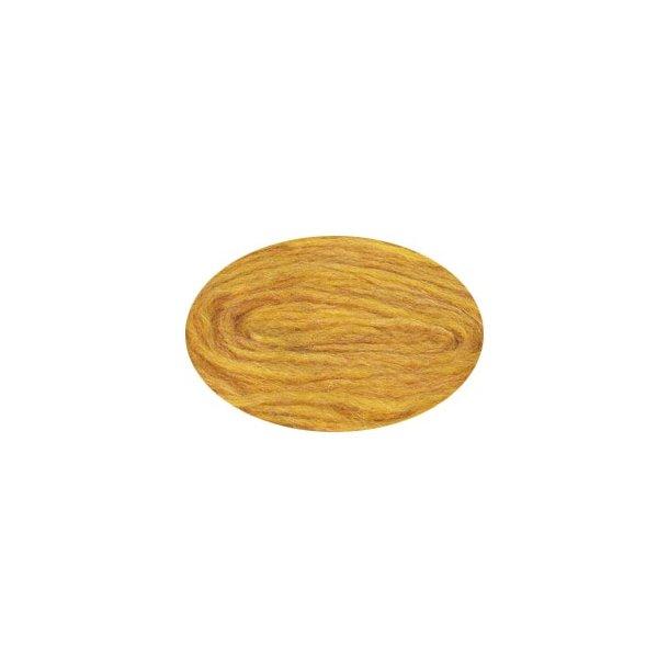 Pladegarn fra Istex - Plötulopi 1424 Gul / Golden yellow heather