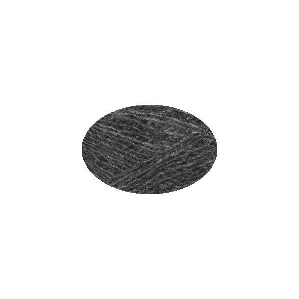 Spindegarn fra Istex - Einband  9103 Dark grey heather