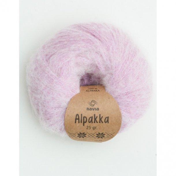 Navia - Alpakka 832 Pastel pink