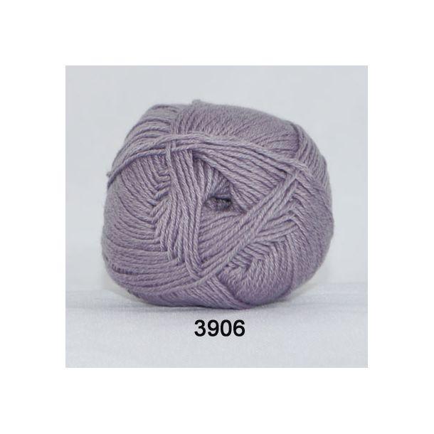 Hjertegarn - Lana Cotton 3906 Syren