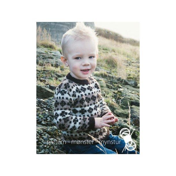 Opskrift Navia - Traditionel trøje til dreng