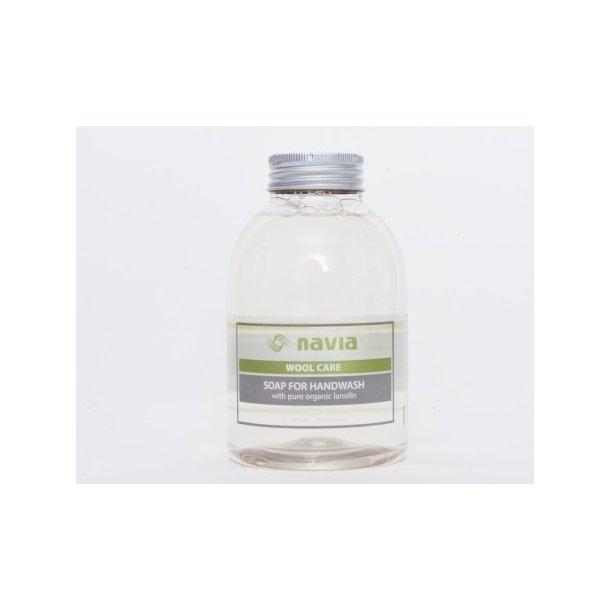 Uldsæbe til håndvask fra Navia - 500 ml