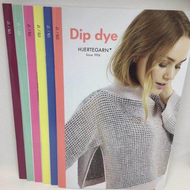 Dip Dye. Katalog nr. 173/17 fra Hjertegarn.