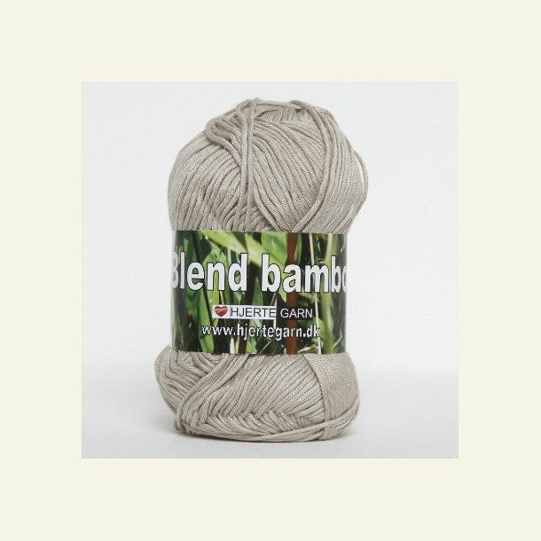 Hjertegarn - Blend bamboo