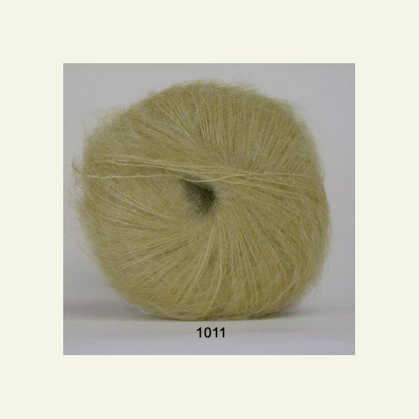 Hjertegarn - Silk Kid Mohair 1011 Lime