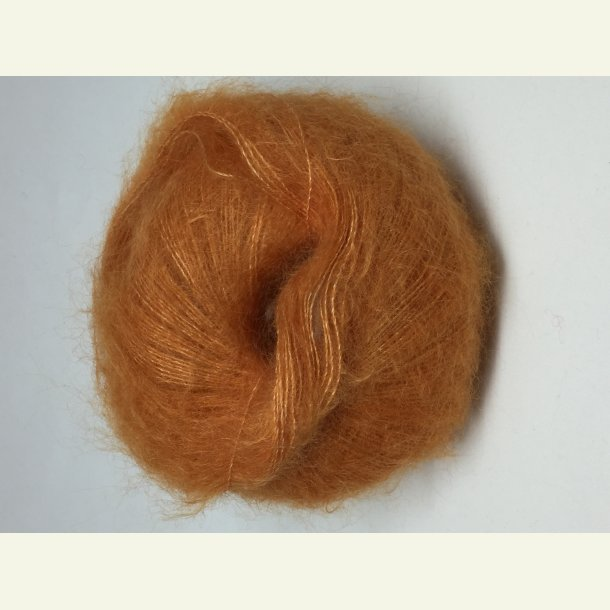 Hjertegarn - Silk Kid Mohair 1118 Orange