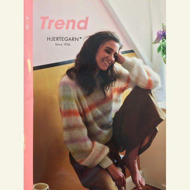 Trend katalog 183/18 fra Hjertegarn