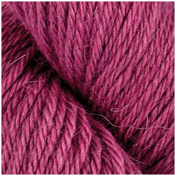 Llama silk Järbo Heathere purple 12210