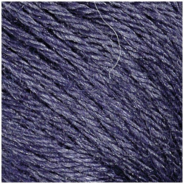 Llama silk Järbo plum purple 12221