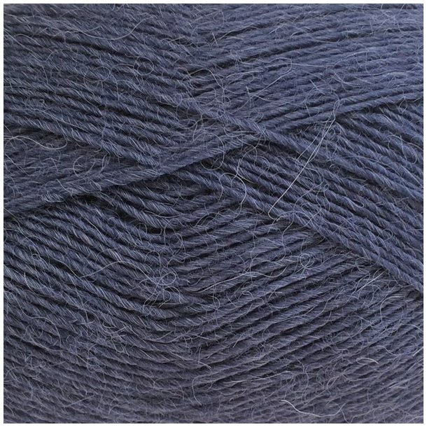 CaMaRose - Tynd lamauld  5008 Midnatsblå