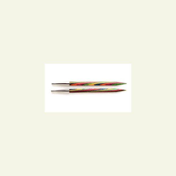 KnitPro Symfonie - Korte udskiftelige strikkepinde