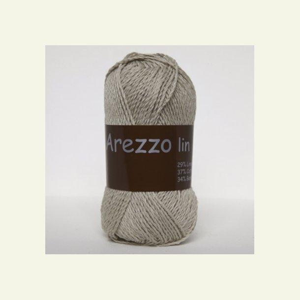 Hjertegarn - Arezzo lin