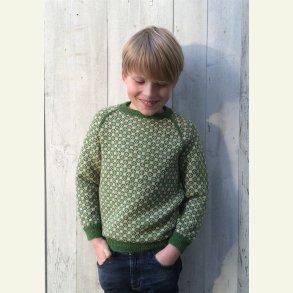 Strikkekit - Carl-Emils sweater fra CaMaRose