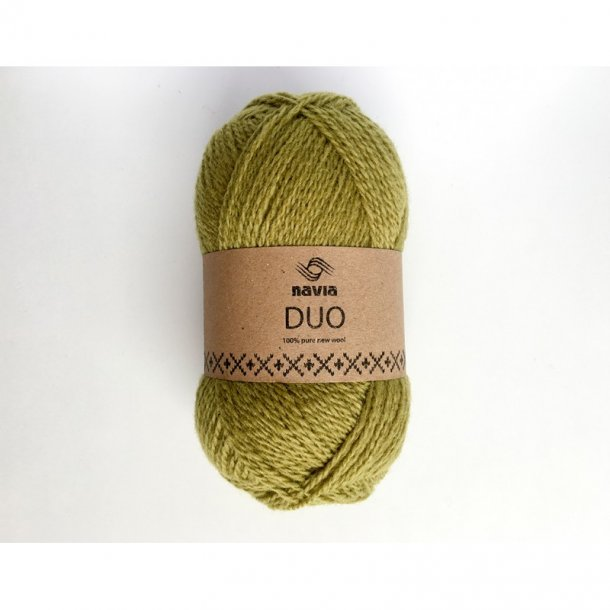 Navia - Duo 253 Oliven grøn