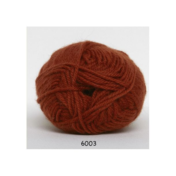 Hjertegarn - Vital Superwash 6003 Rust