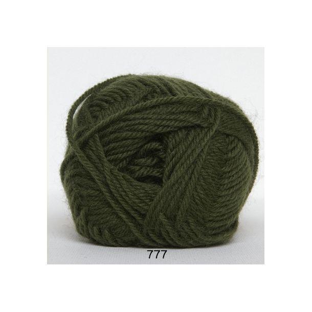 Hjertegarn - Vital Superwash 777 Armygrøn