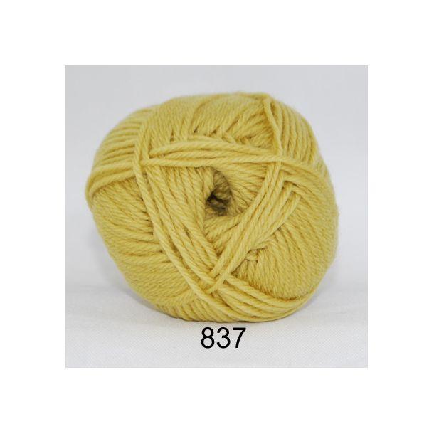 Hjertegarn - Vital Superwash 837 Gulgrøn